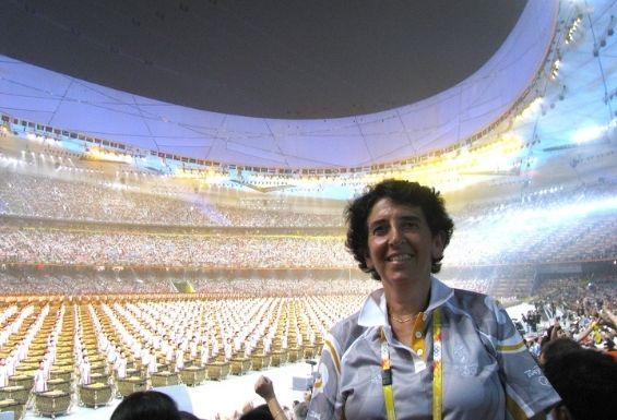 Isabelle Jobard – Plus grande juge-arbitre de l'histoire du badminton mondial